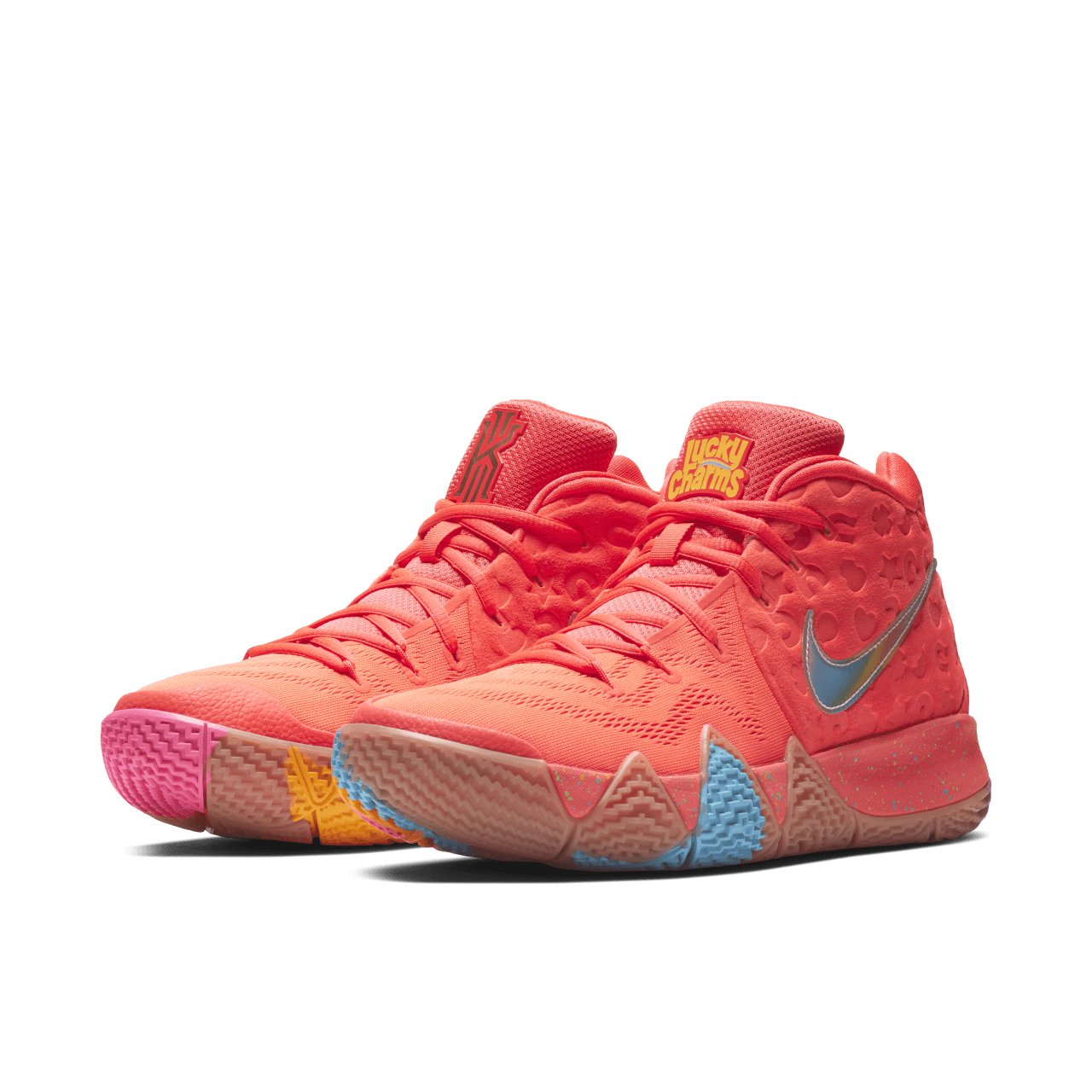 c5d20b7303a6 Nike Kyrie 4 'Lucky Charms' - Nike Kyrie 4 'Cereal Pack' House of Hoops  Early Release Date | Sole Collector