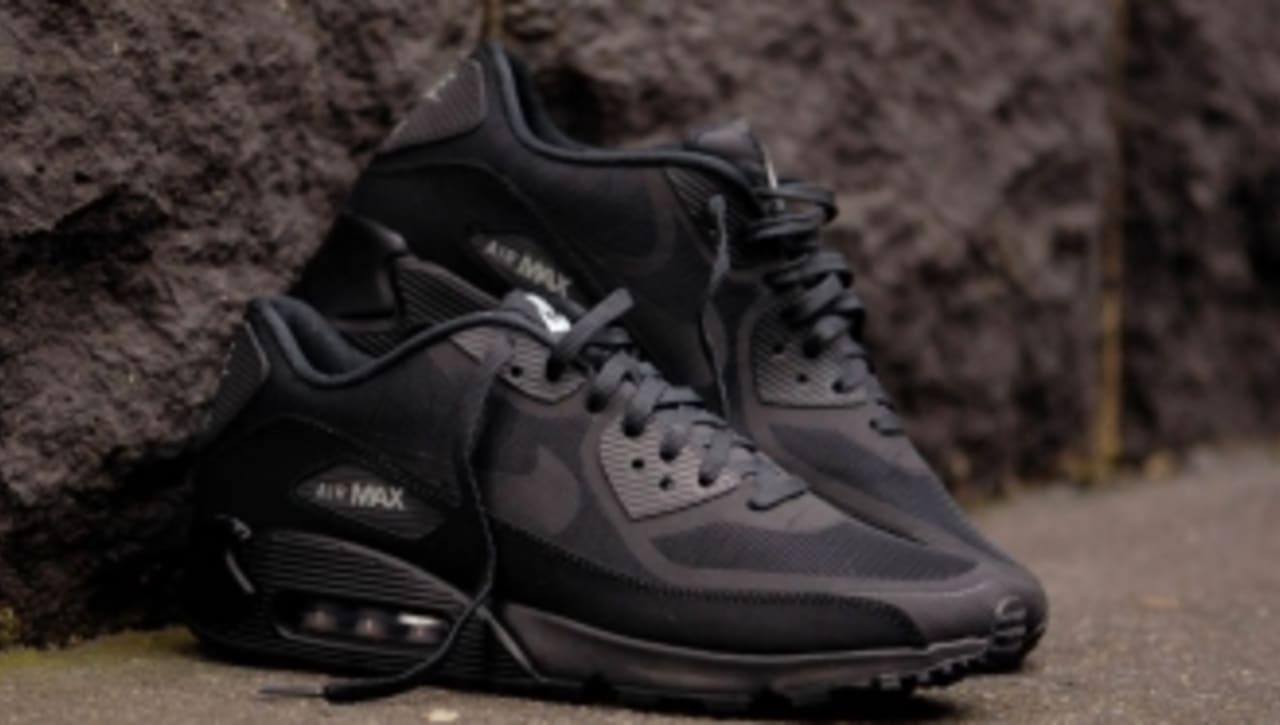 Nike Air Max 90 CMFT PRM Tape 'Reflective Pack' Black | Sole