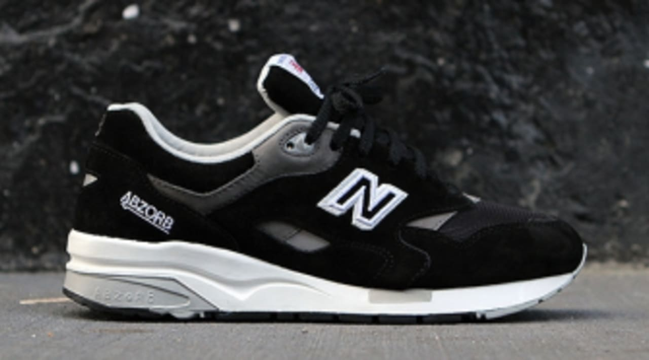 New Balance 1600 - Black | Sole Collector