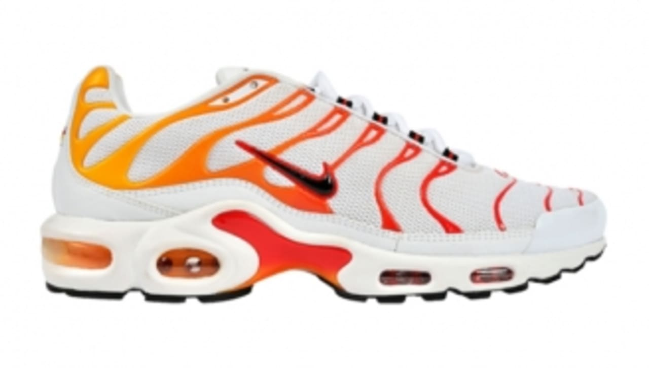 nike air max plus sunburn