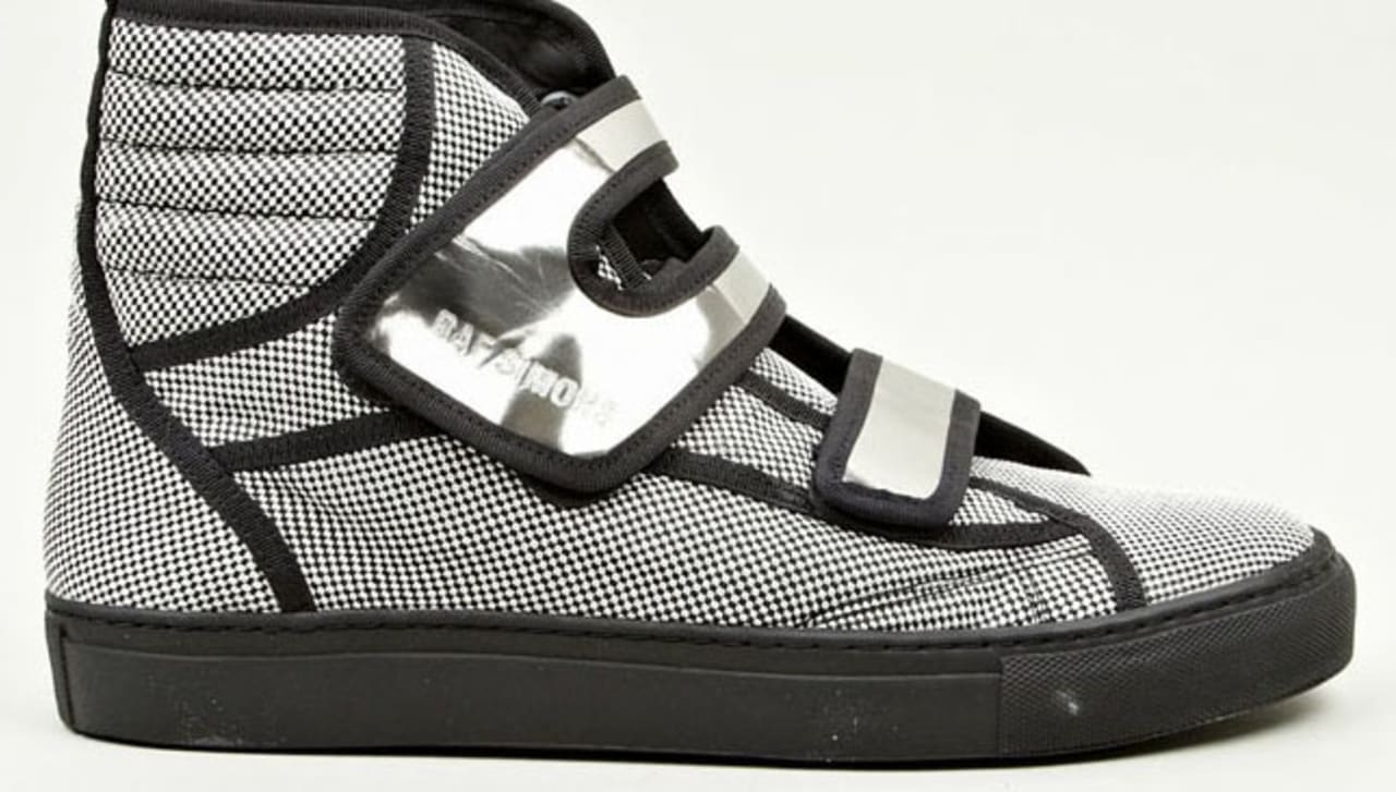 Raf Simons Velcro Sneakers | Sole Collector