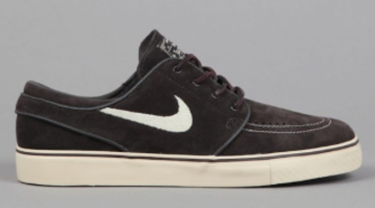 Renacimiento puesto Frank Worthley  Nike SB Zoom Stefan Janoski - Velvet Brown/Rattan - New Images | Sole  Collector