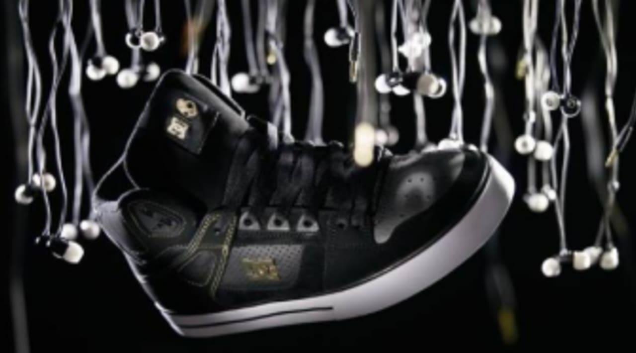 Skullcandy x DC Shoes - Spartan Hi