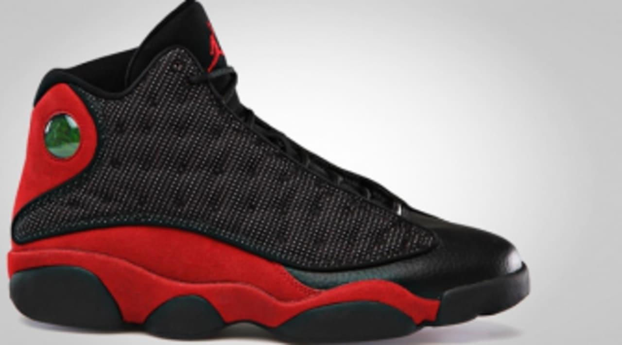 Air Jordan Retro 13 - Black/Varsity Red