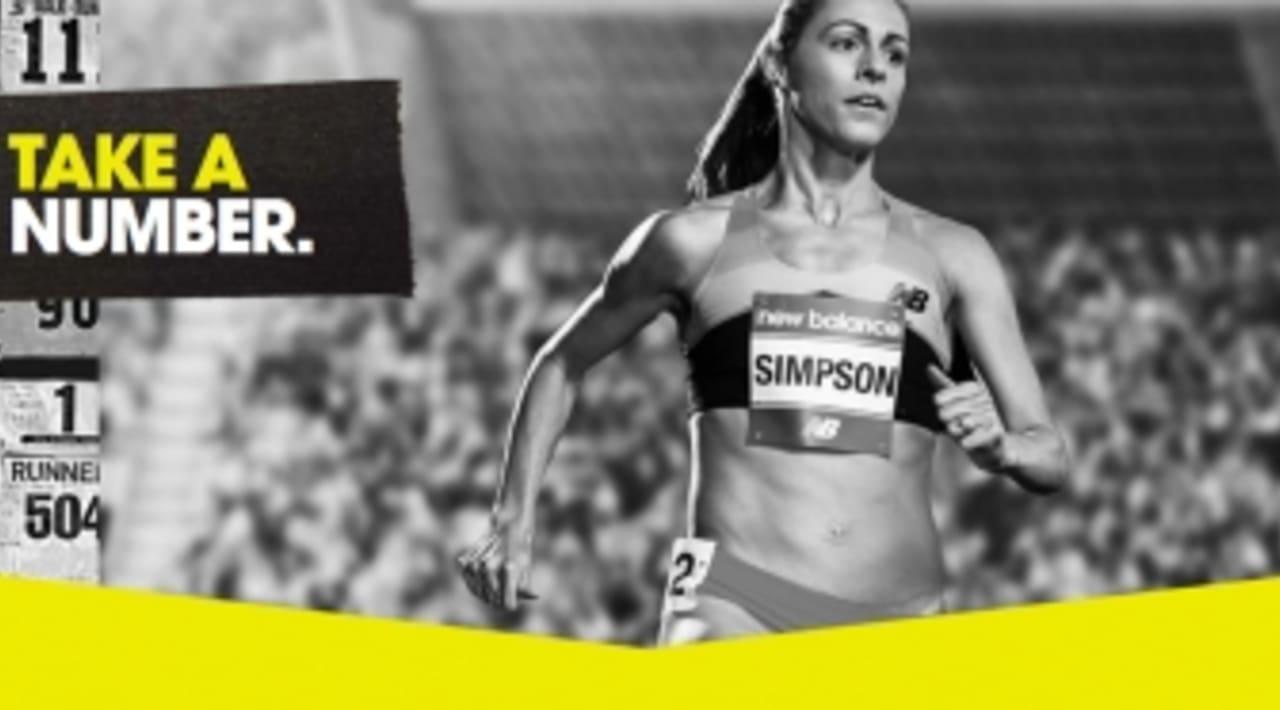 New Balance Criticizes Nike Slogan