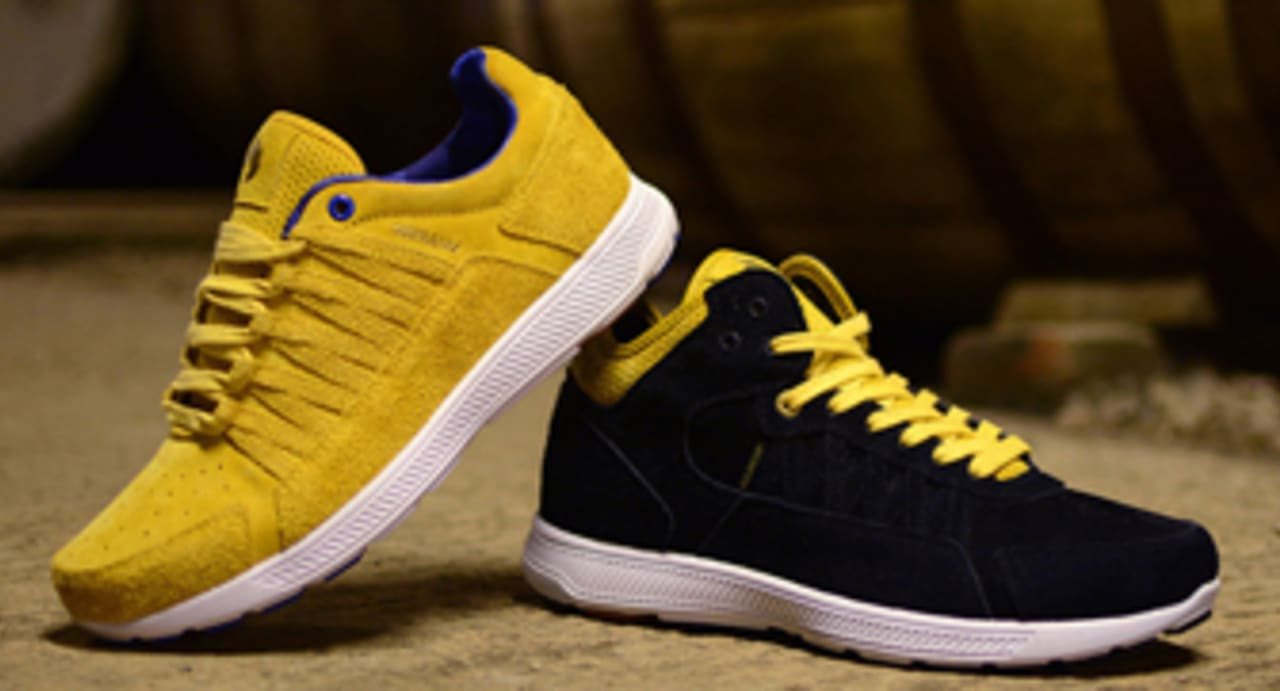 cheapest price new appearance half off hanon x Supra OWEN 'Whisky Gold' & 'Angels Share' | Sole Collector