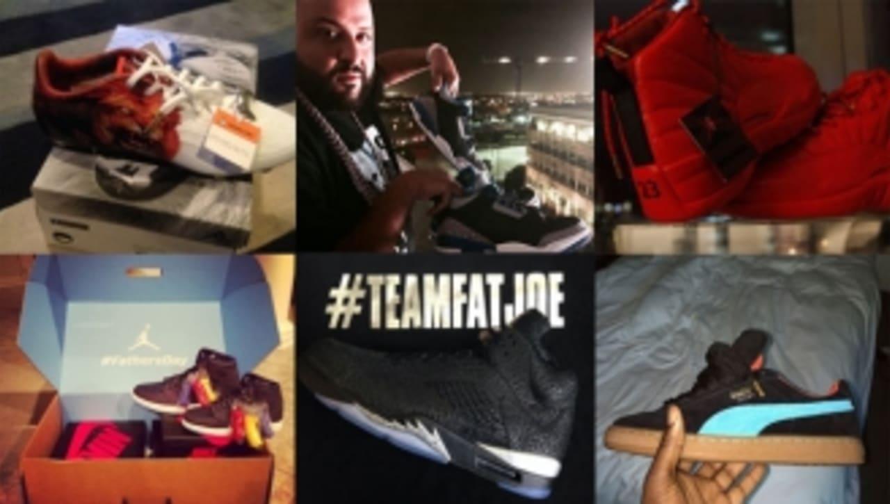 d32132ce7df Celebrity Sneaker Pickups: 6.22.14 | Sole Collector