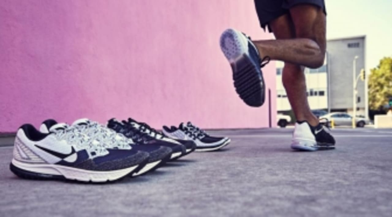 Nike Honors Los Angeles via New Running Collection | Sole