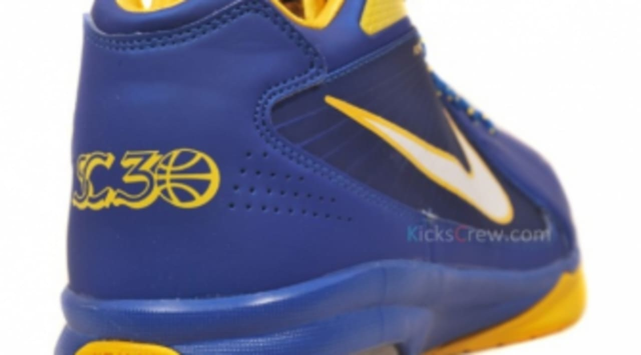 Nike Air Max Flight '11 Stephen Curry Player Edition