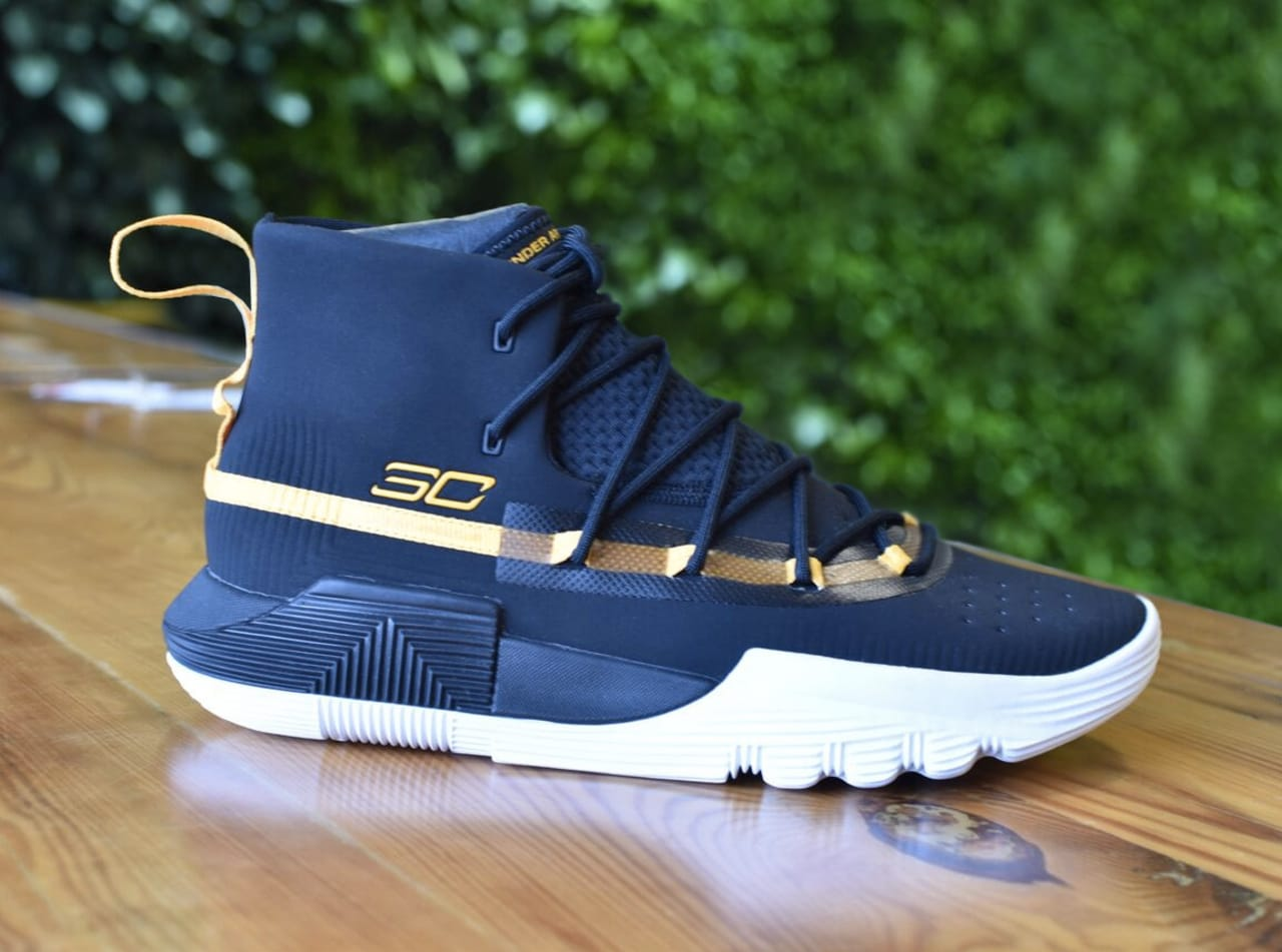 Under Armour Curry 3Zer0 II 2 Release