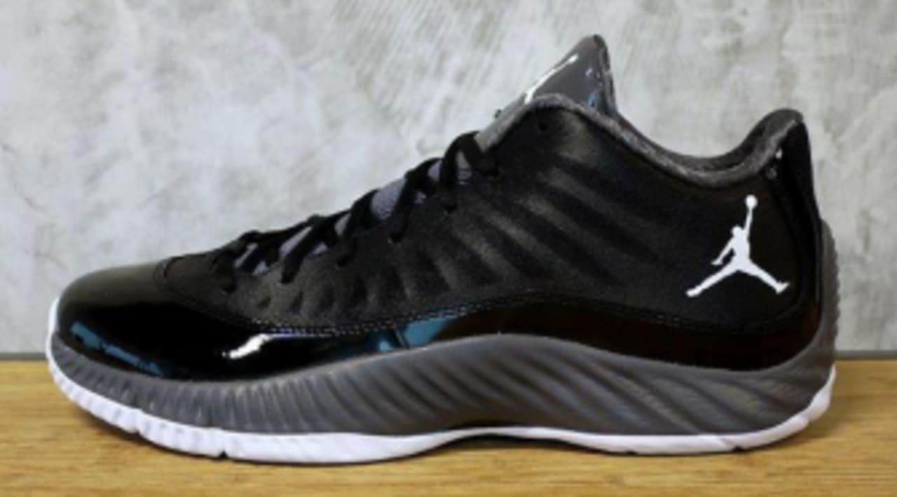 Jordan Super.Fly Low - Black/Grey