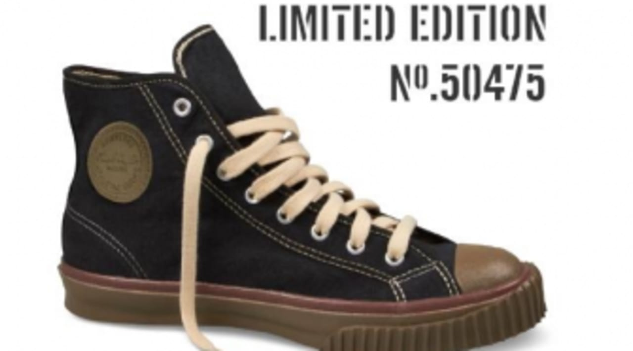 Converse Chuck Taylor All Star - Vintage Limited Edition | Sole ...