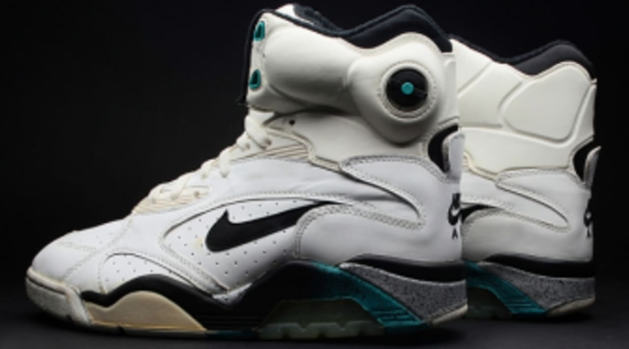 The Ultimate Kicktionary: 1991's Nike Air Force 180 High