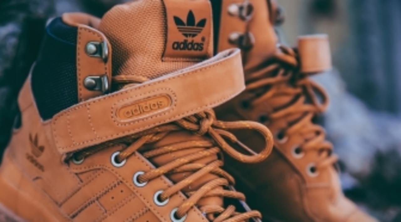 adidas Delivers a Timberland-Inspired