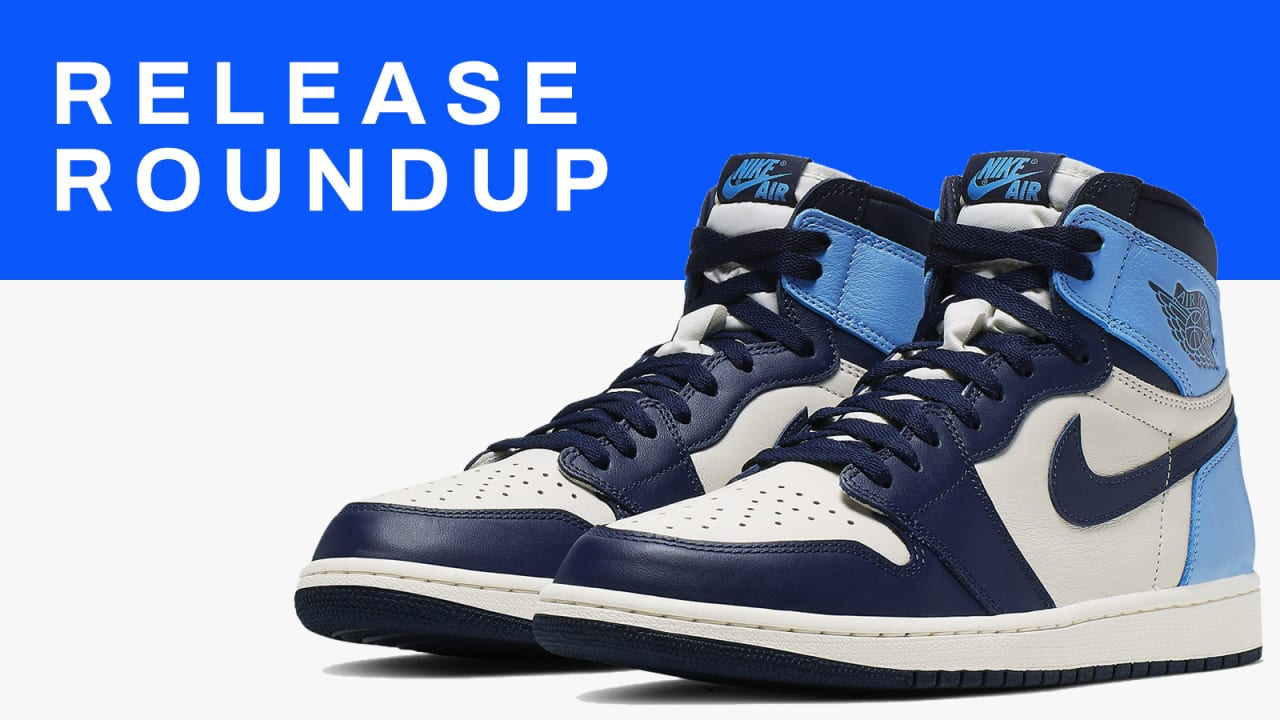 Sneaker Release Guide 82719 | Sole Collector