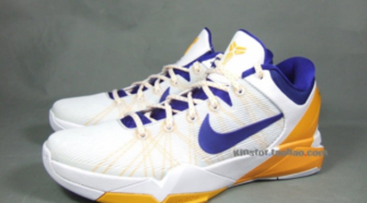 Nike Zoom Kobe VII System - Lakers Home
