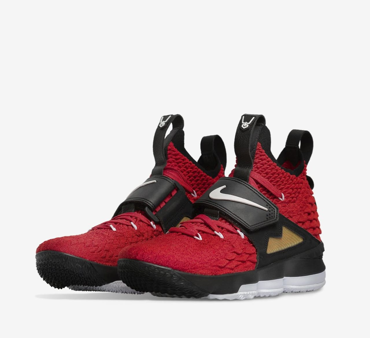 aa22b077680 Nike LeBron 15 'Red Diamond Turf' #LeBronWatch Still Available ...