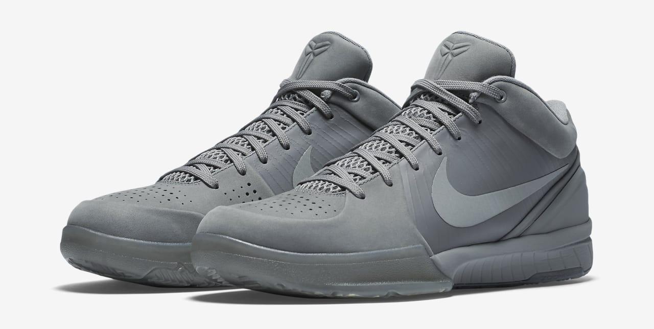 Nike Kobe Fade to Black Pack Release