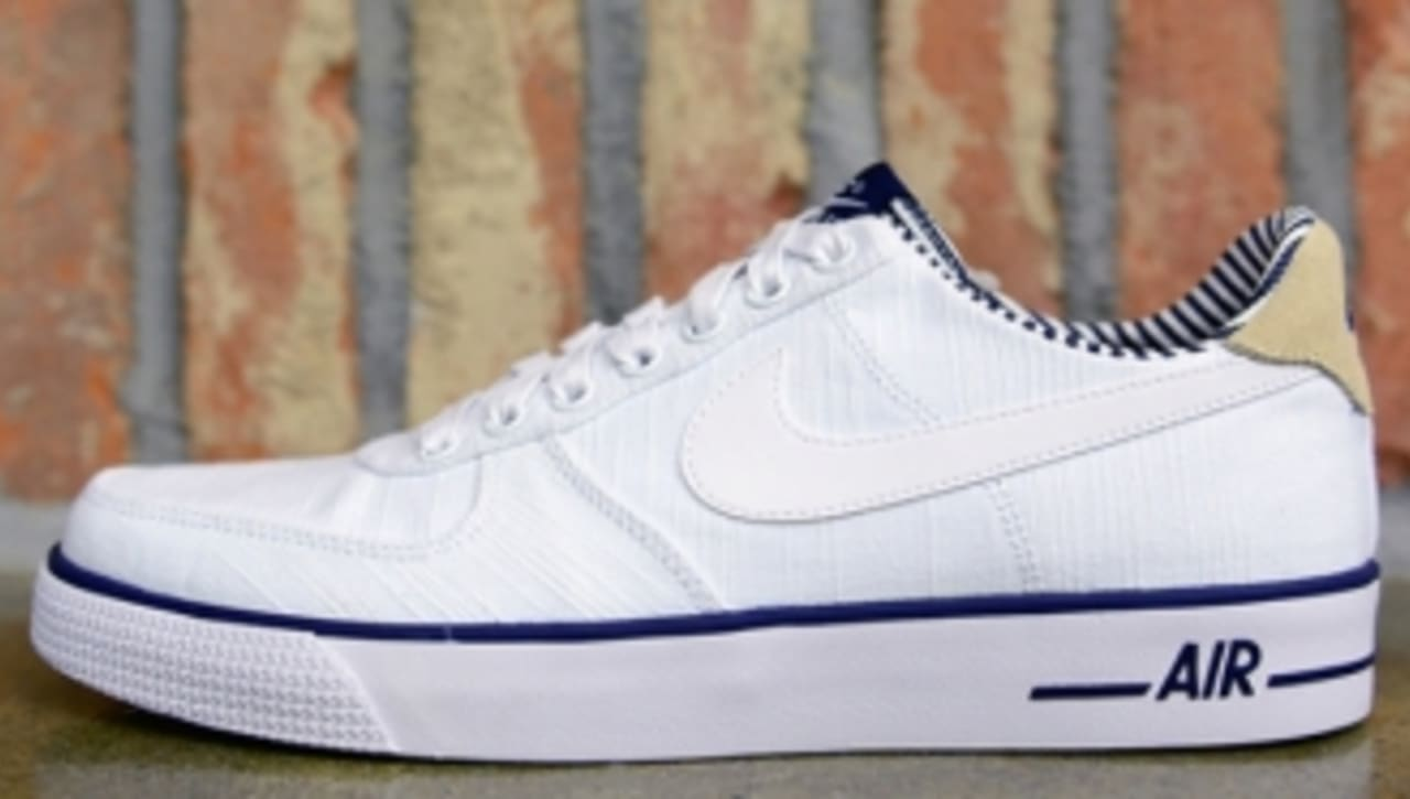 Vulcanized Soles Hit The Air Force 1 Low   Sole Collector