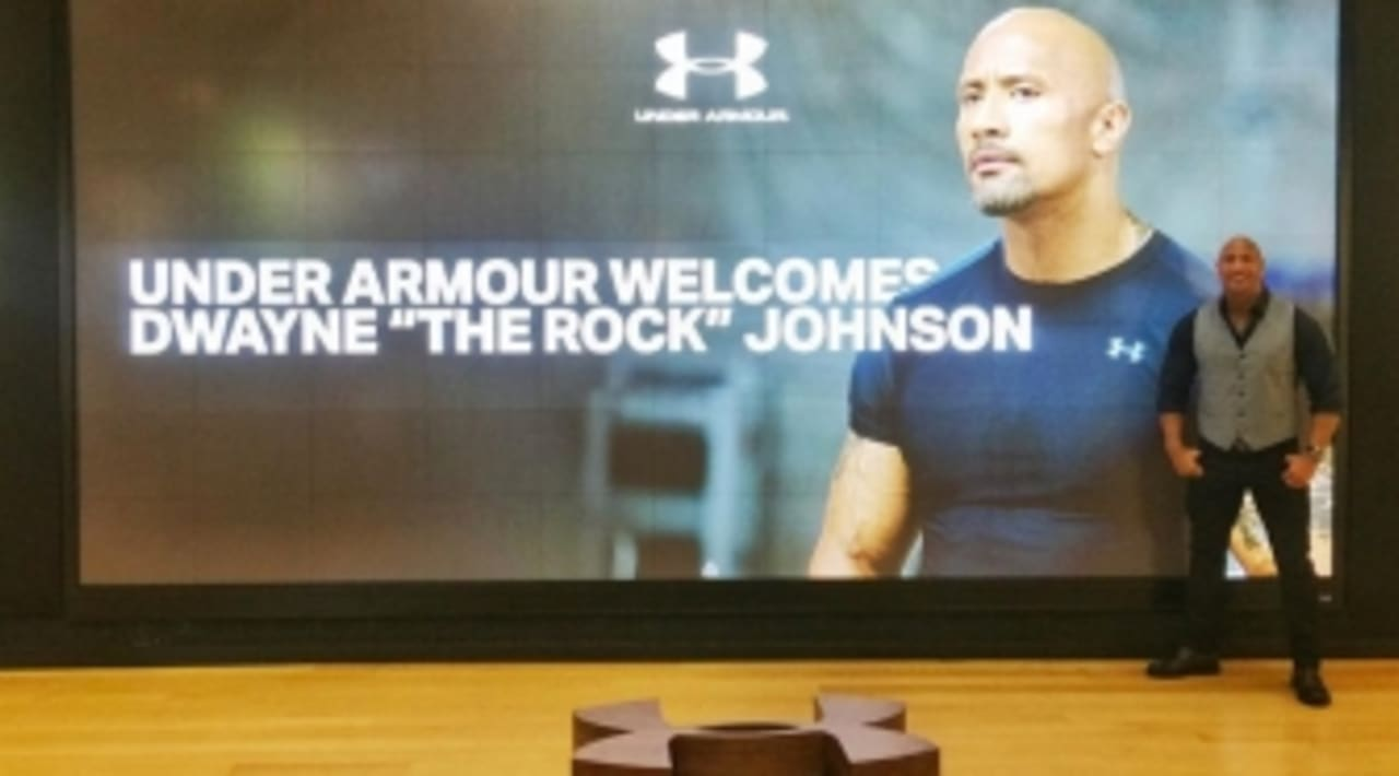 claridad Muscular Papúa Nueva Guinea  The Rock Now Has an Under Armour Deal | Sole Collector