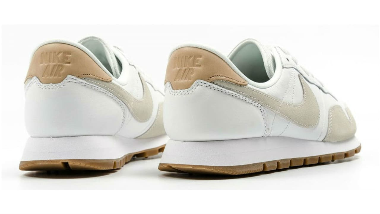 nike sportswear air pegasus 83 Turnschuhe beige brown