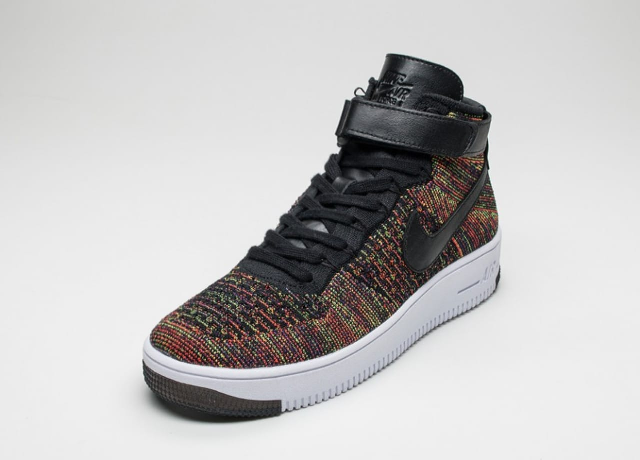 air force 1 ultra mid flyknit