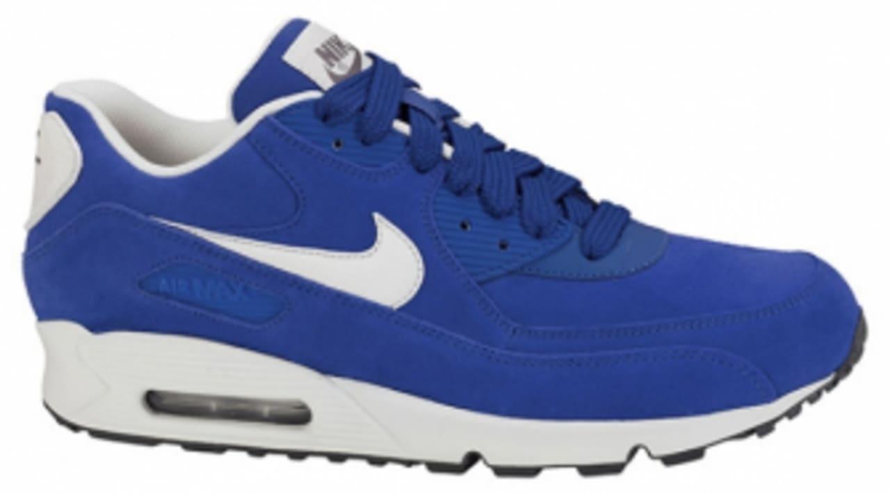 Nike Air Max 90 Essential Hyper BlueSail | Sole Collector