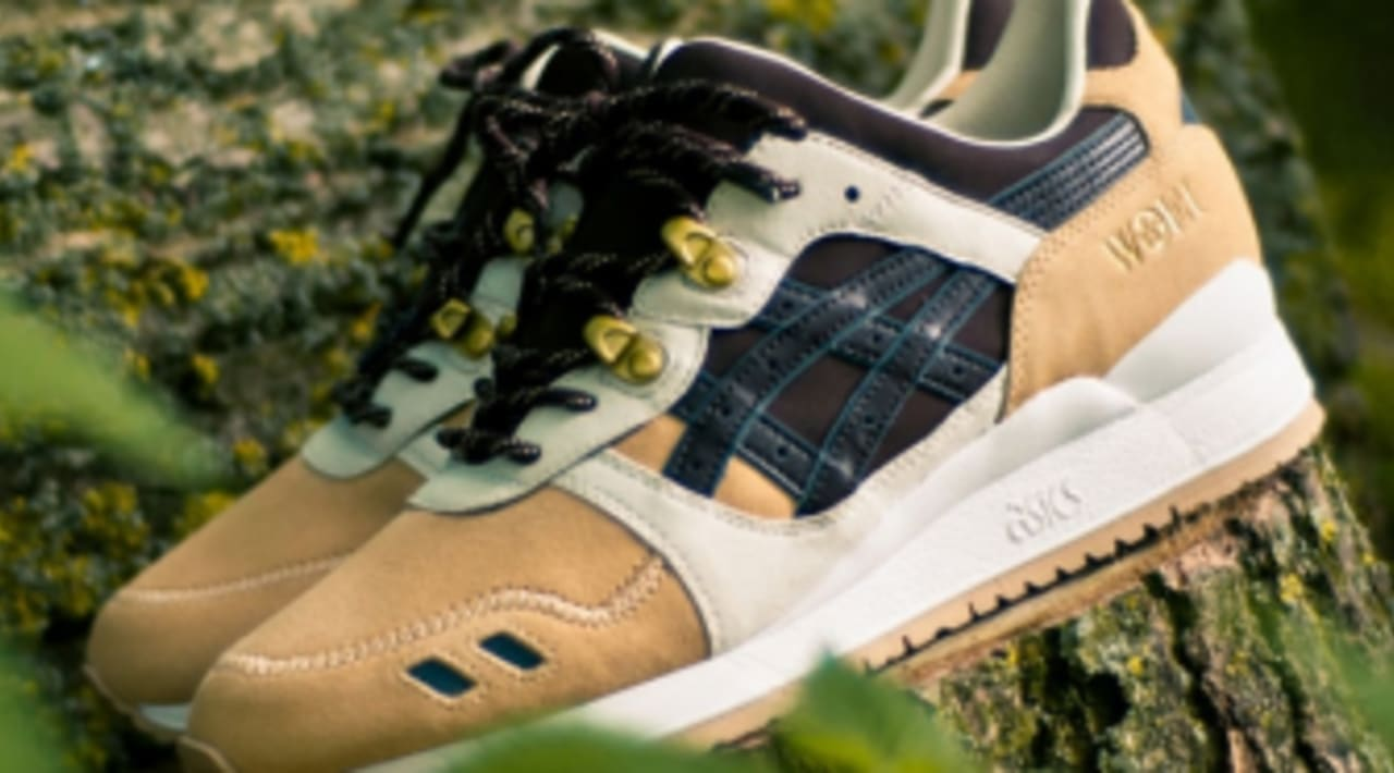 purchase cheap d0f70 fb687 Woei x ASICS GEL-Lyte III - Cervidae | Sole Collector