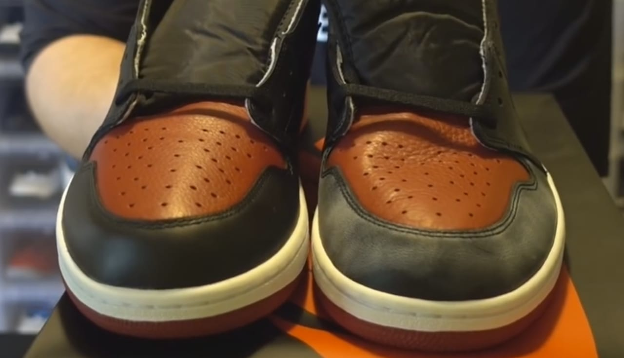 Crep Protect Ruined Air Jordans | Sole Collector