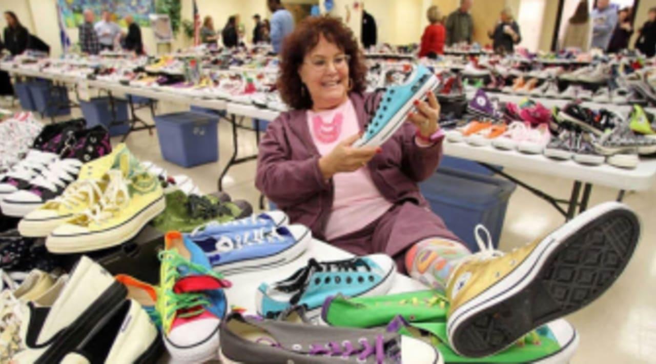 Retired Teacher Penny Gold Owns 700+