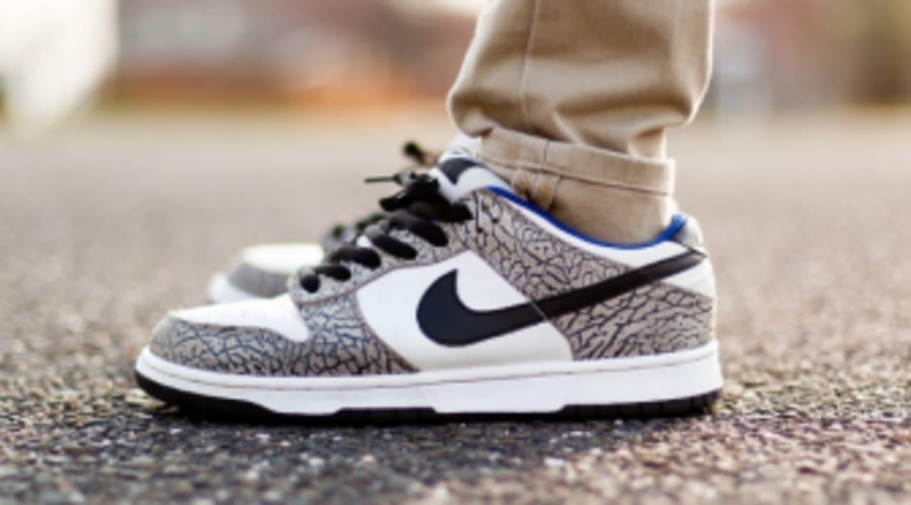 "Atmos x Nike SB Dunk Low ""Safari"" Praise your shoes"
