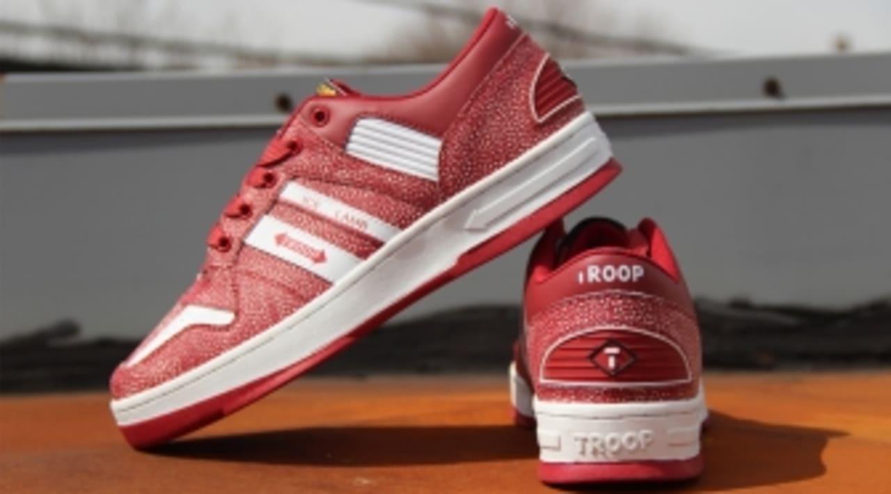 troop gym shoes