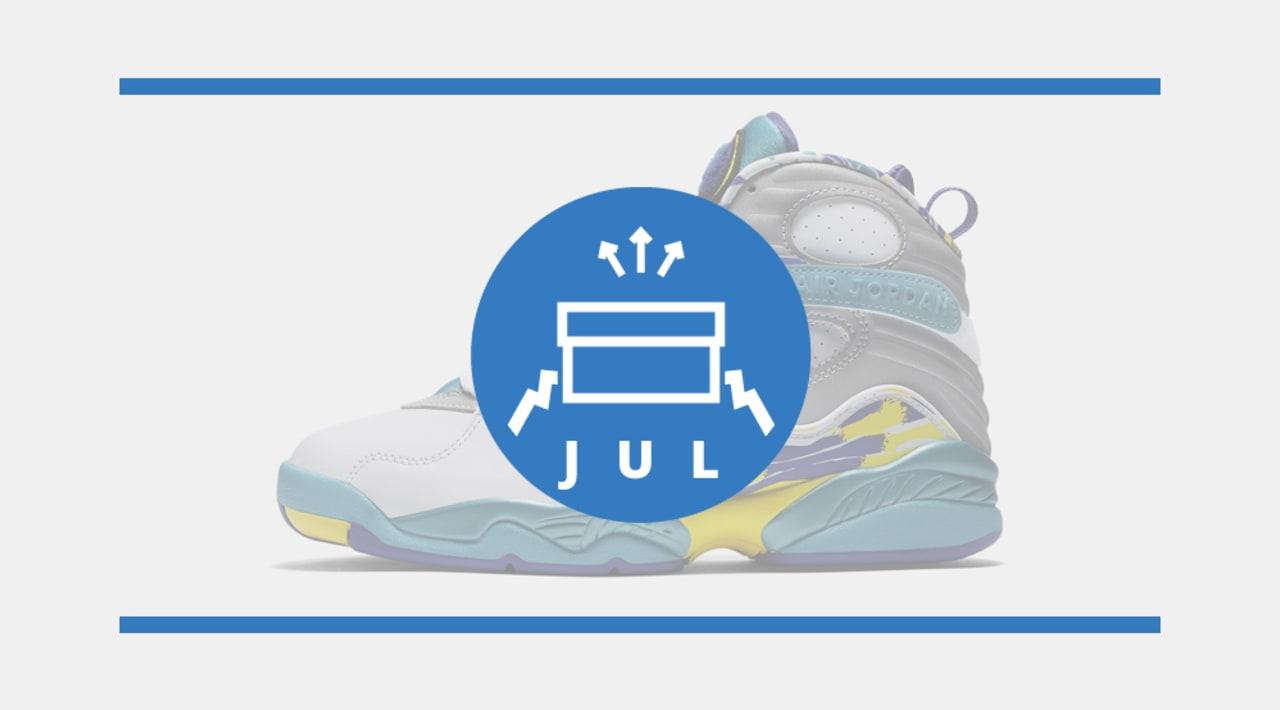 Important Air Jordan Release Dates