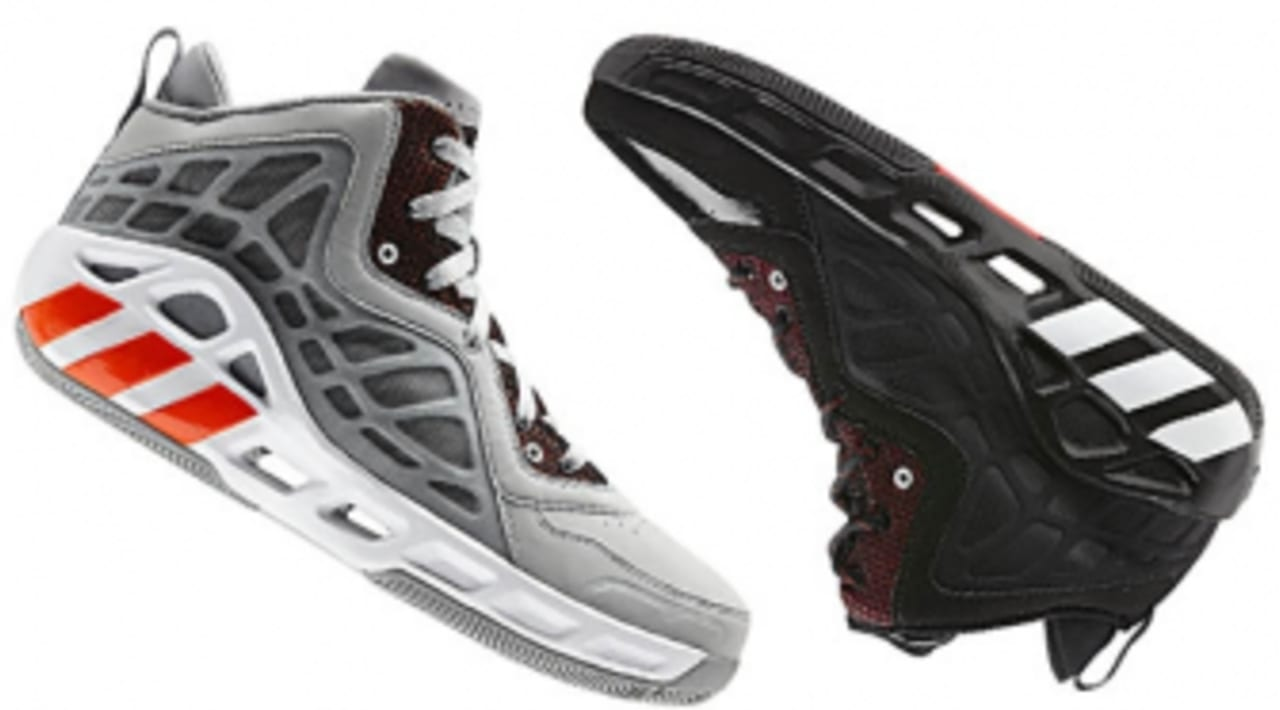 adidas Mens Crazy Cool Black//wht//red G48153