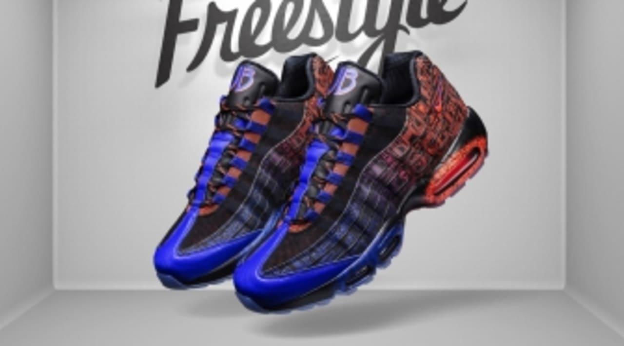 Nike Air Max 95 Premium: On Foot Shots The Drop Date