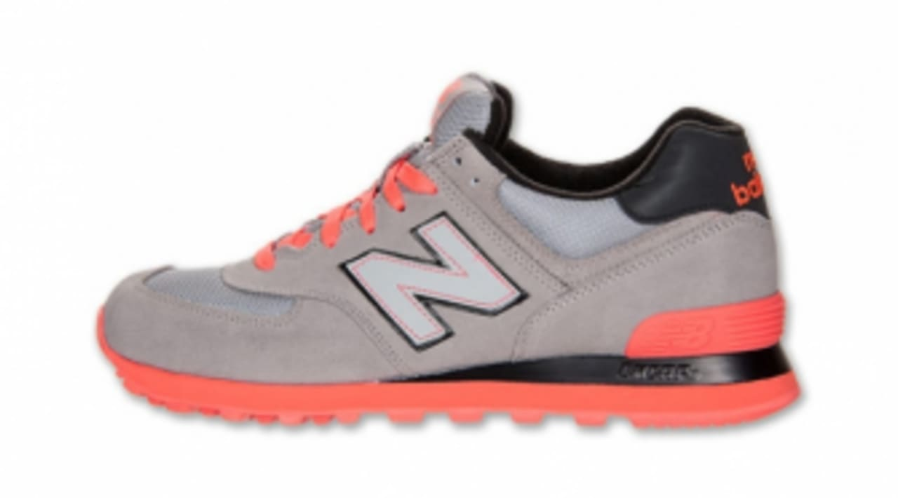 new balance 574 neon