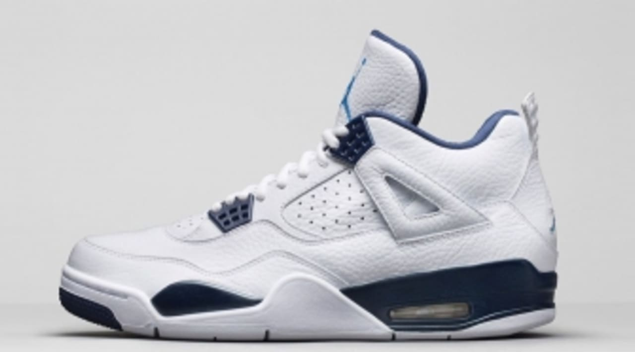 Legend Blue' Air Jordan 4