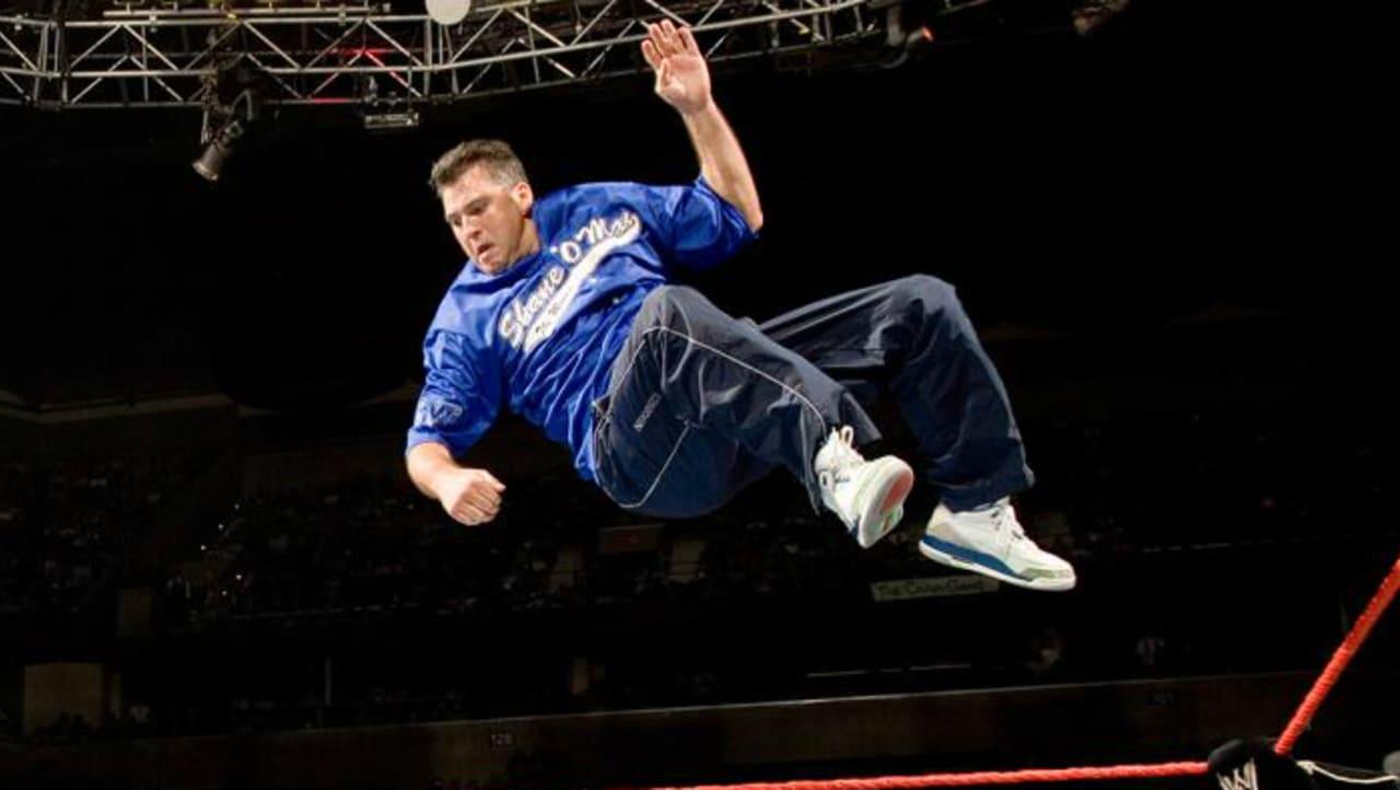 Shane McMahon's Greatest Sneaker
