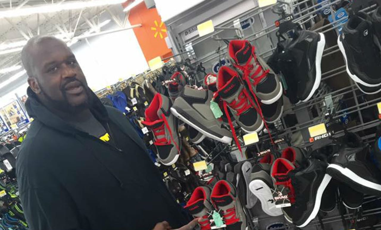 Shaq Says He's Sold 120 Million Pairs