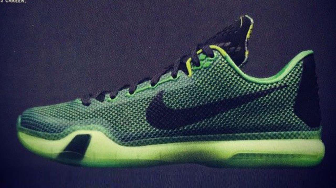 Upcoming Nike Kobe 10 Colorways