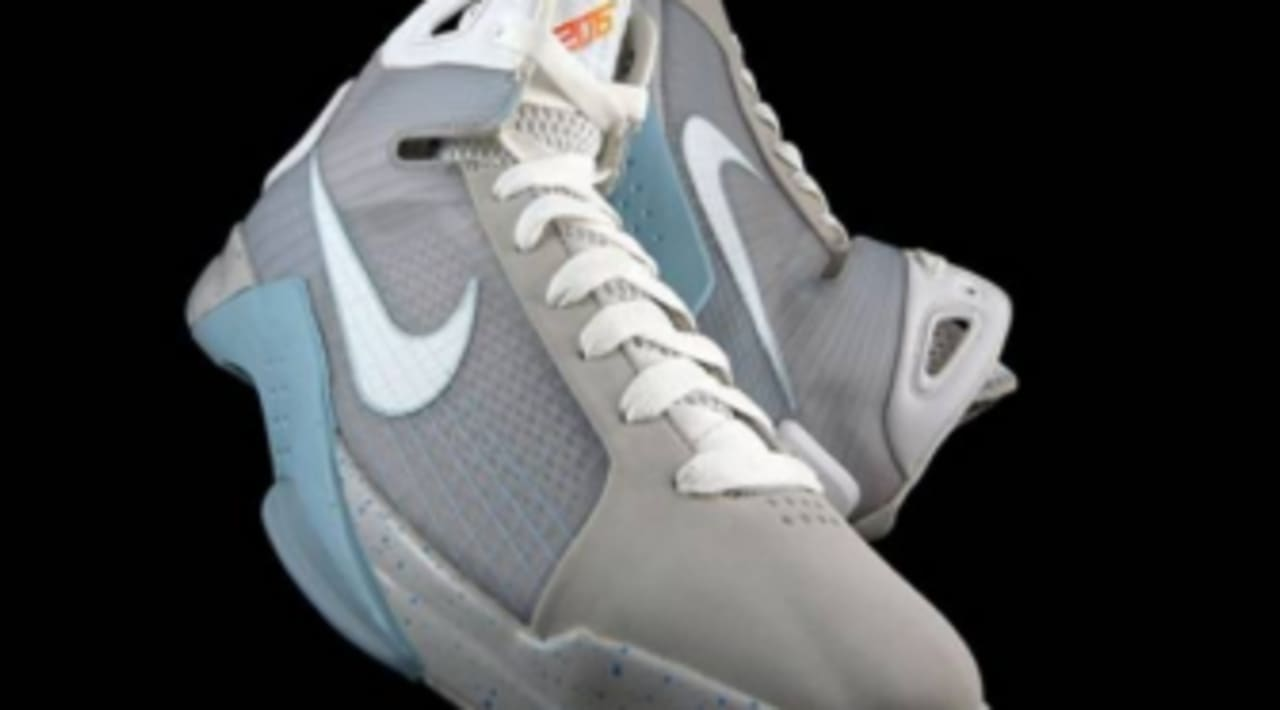 Marty McFly Colorway of the Nike