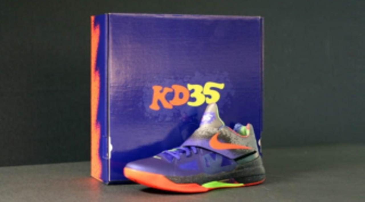 Nike Zoom KD IV - \