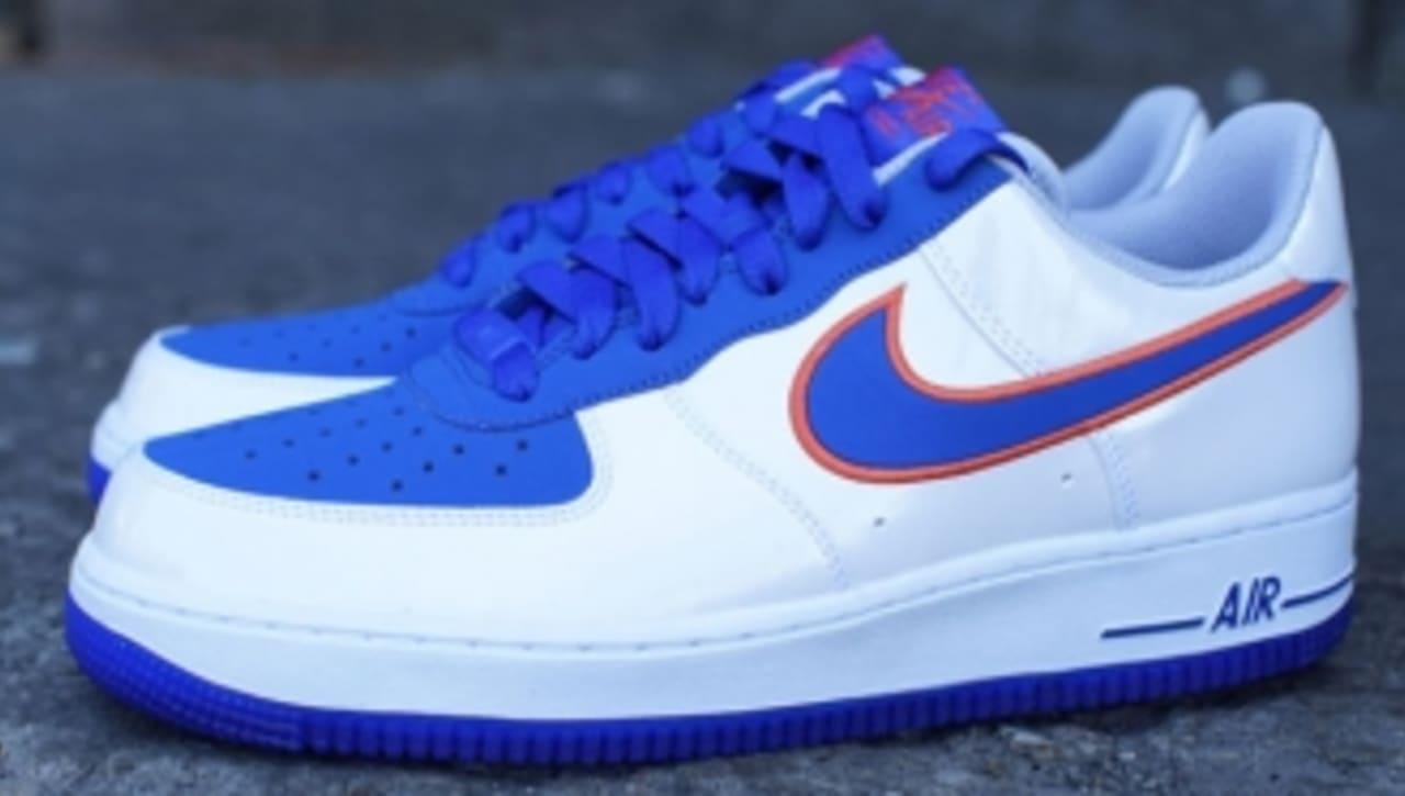 el precio más baratas última moda Moda Nike Air Force 1 Low - New York Knicks | Sole Collector
