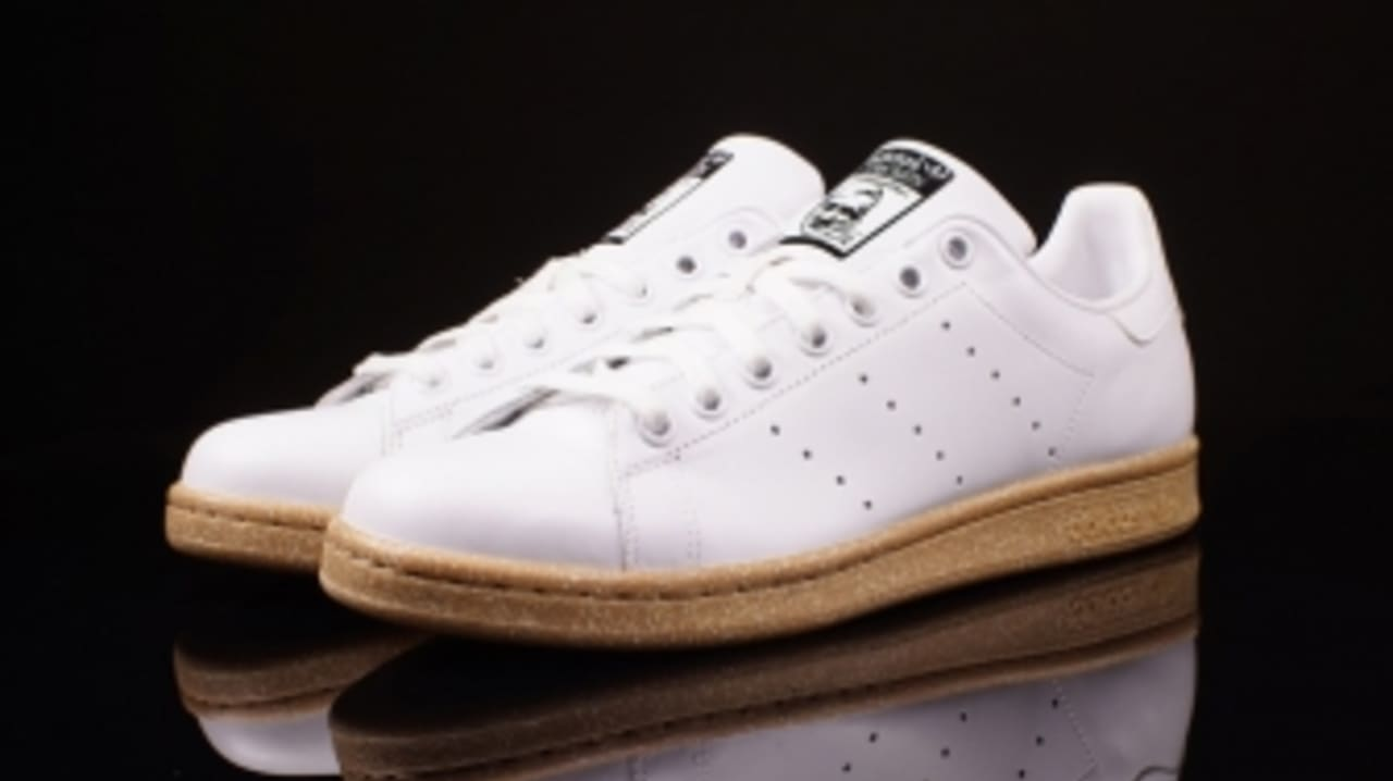 Gum Bottoms for This New adidas Stan