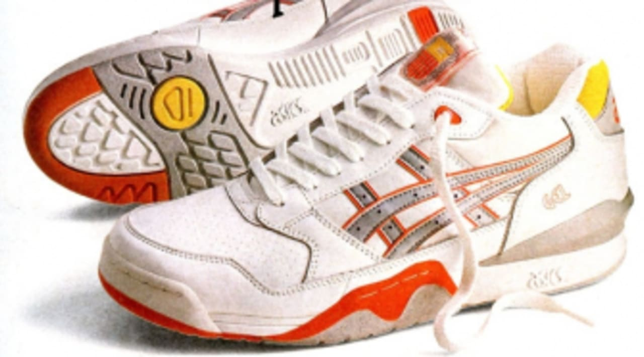 Vintage Ad: Asics Cross Trainers   Sole Collector