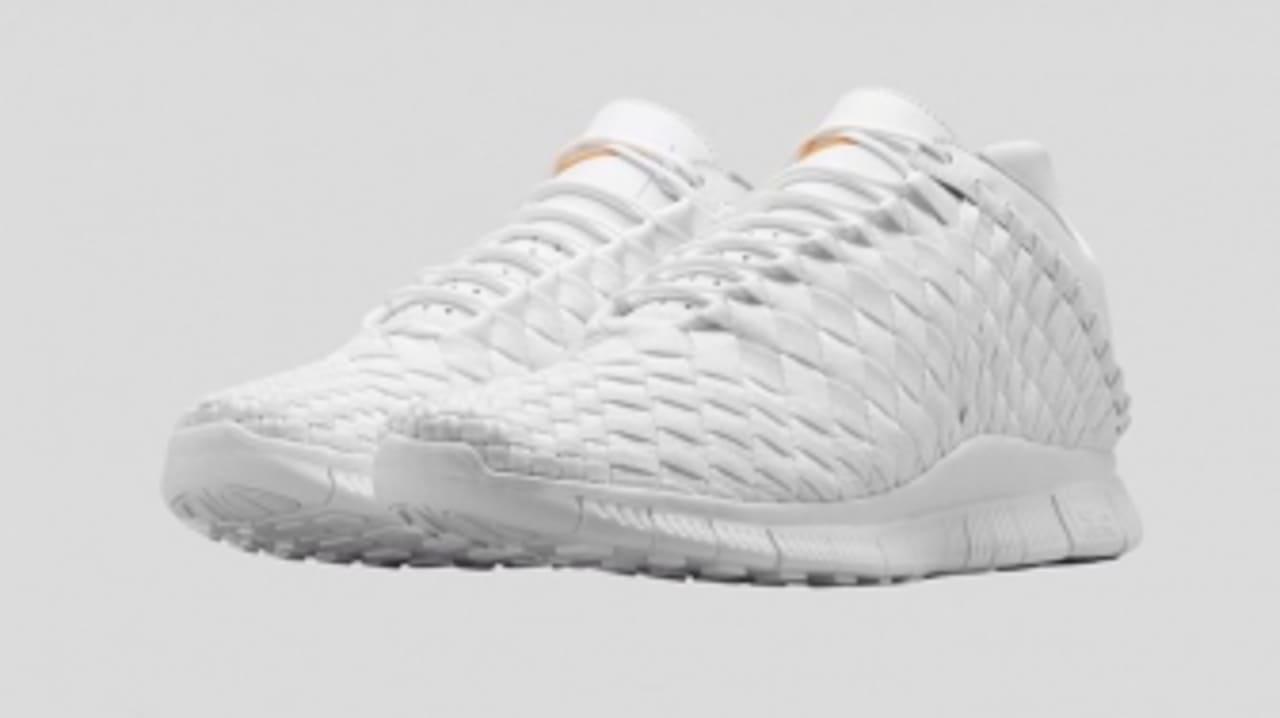 The White Nike Free Inneva Tech Finally Has a Release Date