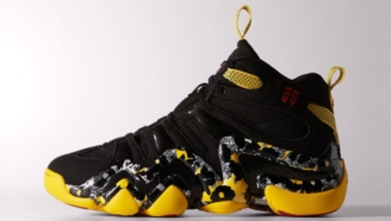 gerente bomba Persona enferma  adidas Crazy 8 Visits the House of Mutombo | Sole Collector