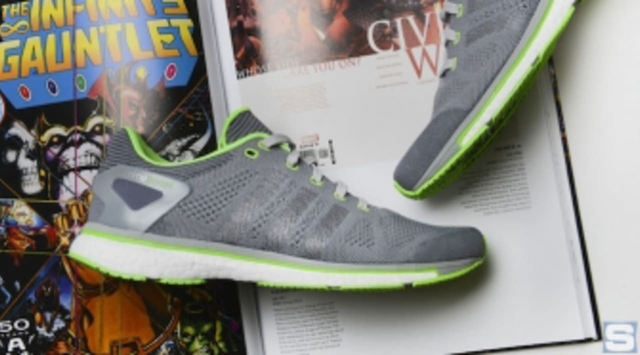 Detailed Look at adidas' 'Avengers: Age of Ultron' Sneakers