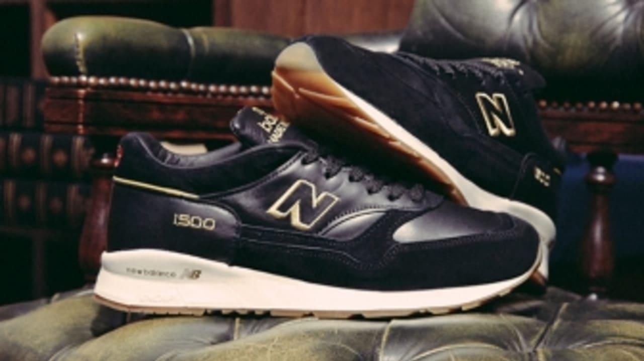 newest f99cf 2b61f U.S. Customers Can't Order the Footpatrol x New Balance 1500 ...