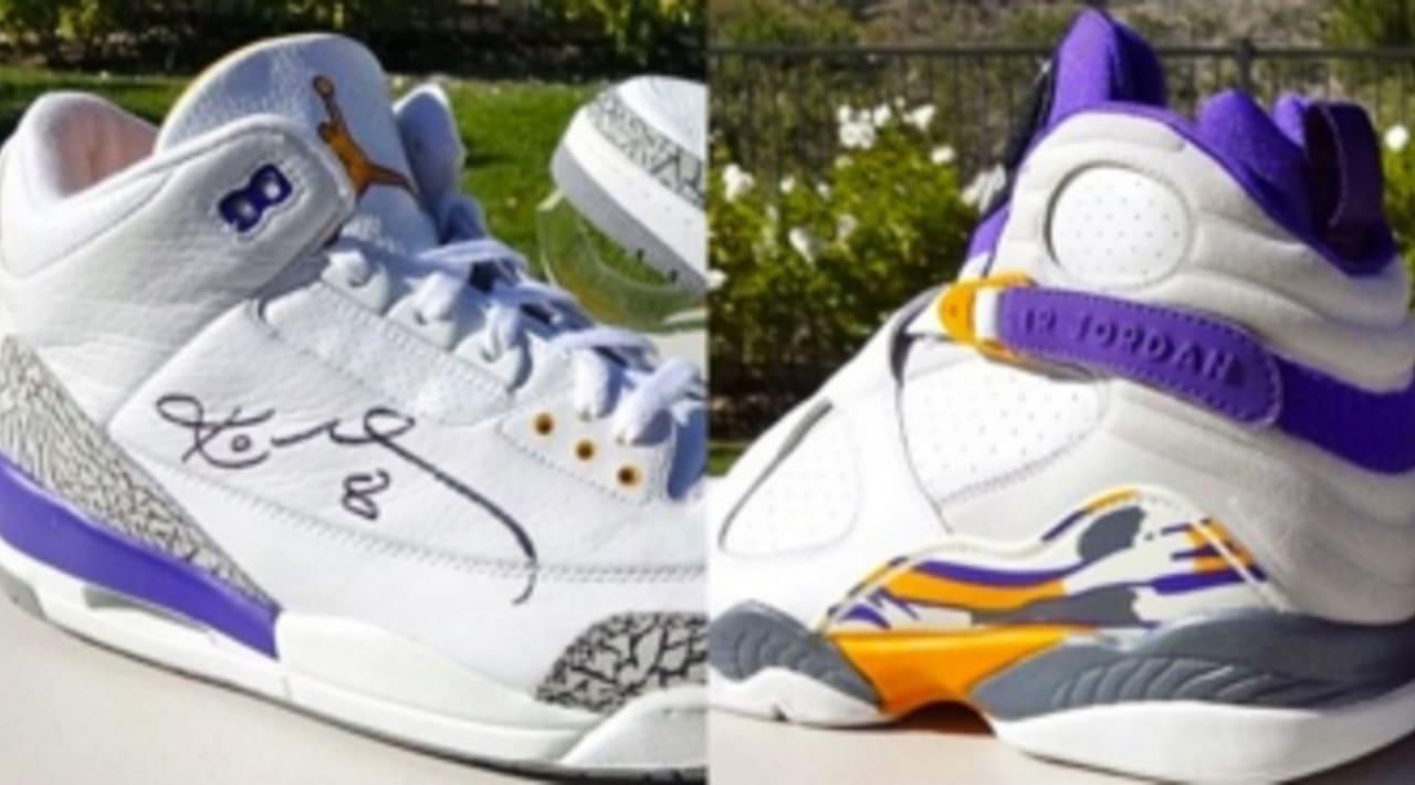 Kobe Bryant's Coveted Air Jordan PEs May Be Releasing   Sole
